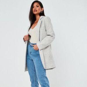 Trendy cute formal coat